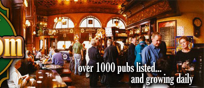 over 1000 pubs listed - and growing daily